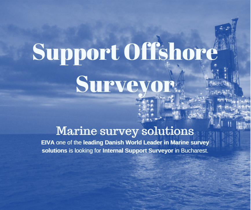 Support Offshore Surveyor
