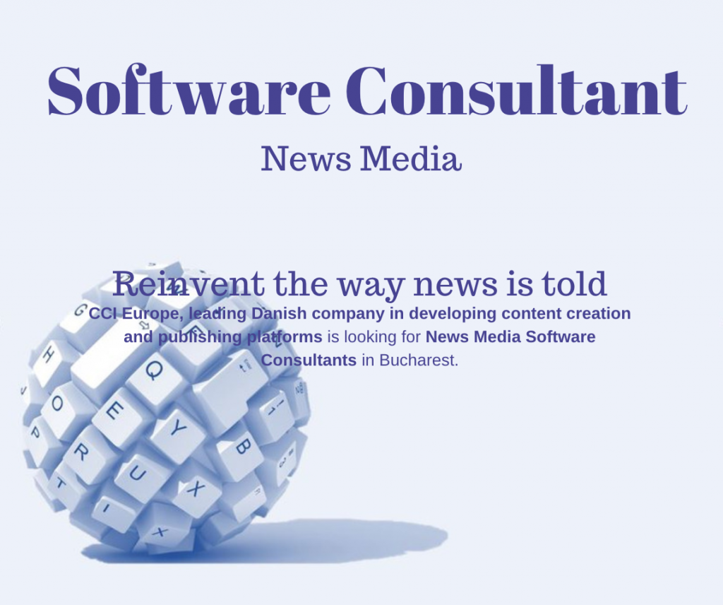 News Media Software Consultants